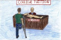 goldsmith_college tuition